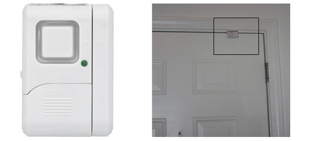 GE 56789 SmartHome Wireless Window Alarm