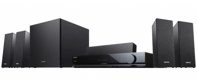 Sony HTSS380 3D Home Theater System