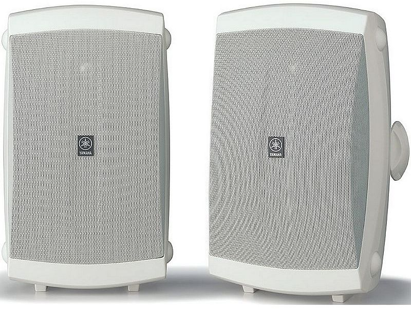 Yamaha Ns Aw150w 2 Way Outdoor Speakers Best 5 Products