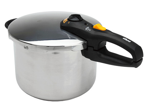 Fagor Duo 4 Quart Stainless Steel Pressure Cooker