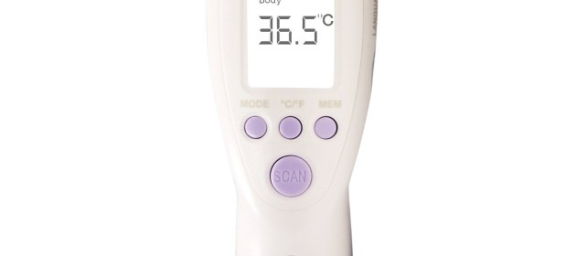 FeverWatchers Non-contact Infrared Thermometer – Forehead
