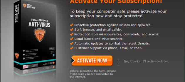 Total Defense – Antivirus
