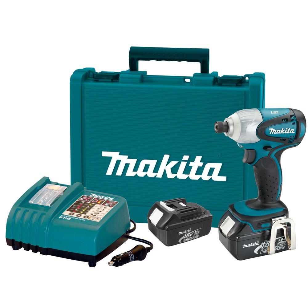 Makita BDF451 LXT Review